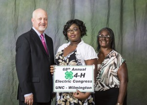 Cover photo for 4 H Delegation Attends Annual Electric Congress