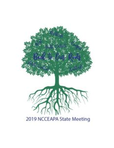 Logo 2019 NCCEAPA State Meeting