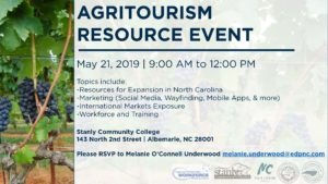 Cover photo for Agritourism Resource Event