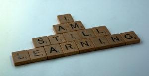 I am still learning