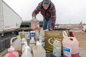 Cover photo for Pesticide Collection Day - July 27, 2021